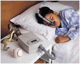 sleep apnea in children child with sleep apnea