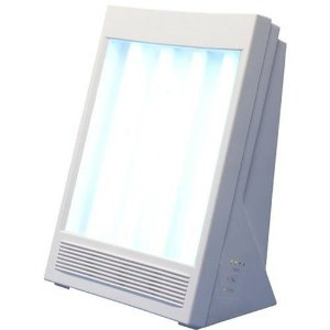 Nature Bright SunTouch Plus Light and Ion Therapy Lamp 1