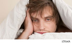 sleep problems in adults men lacking sleep