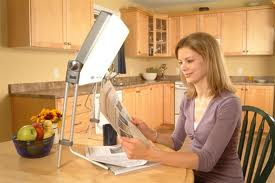 Light Therapy Lamp Uplift Technologies DL930 Day-Light 10,000 Lux SAD image 3