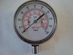A manometer