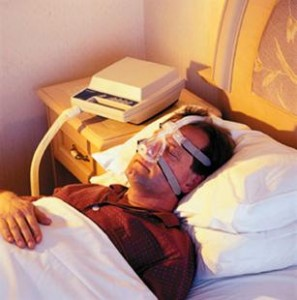 Obstructive vs Central Sleep Apnea CPAP Device
