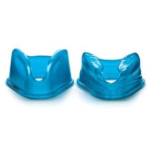 The Gel inside the ComfortGel Nasal Mask - It will change according to the shape of your face.
