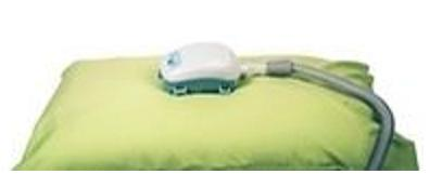 Transcend 2 Travel CPAP Machine Placed on a Pillow