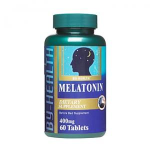 Melatonin for circadian rhythm disorders