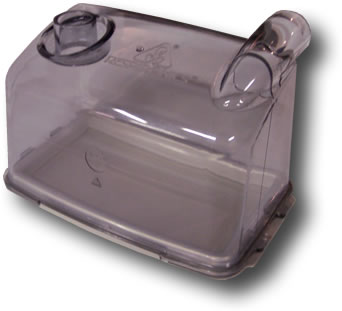 A CPAP humidifier