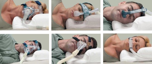 CPAP Pillows for Side Sleepers