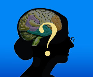 Dementia can Result from Central Sleep Apnea human brain