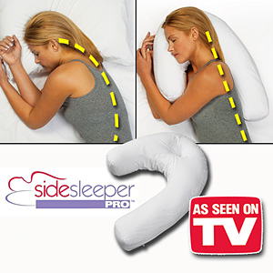 Side Sleeper Pillow Reviews | Allstar Side Sleeper Pro | Sleep