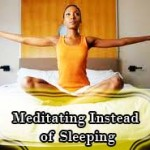 Can meditation cause sleep disorders?
