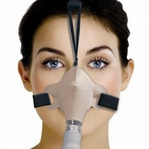 CPAP is not able to cure central sleep apnea
