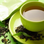 Green Tea Causes Insomnia?