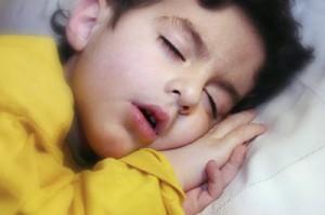 Central Sleep Apnea in Babies