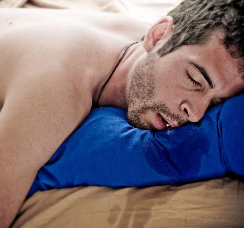 how to make someone pee in sleep