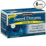 Bigelow Sweet Dreams Herbal Tea | Blend of Chamomile & Mint | Review
