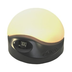 BioBrite Sunrise Clock Advanced Model Charcoal Effective To Mend Sleep Disorders