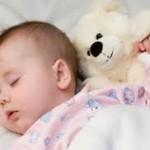 Sleeping Baby - No Sleep Disorders