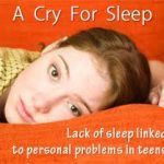 Lack Of Morning Light And Teenagers Sleep