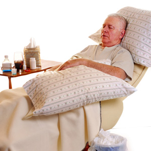 Sleep issues in elderly