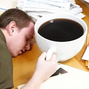 Adverse effects of coffee - sleep